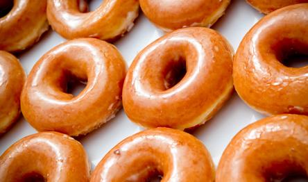 Doughnut Glaze